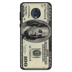 Durable 100 Dollar Note Cover For Motorola Moto G6 Plus