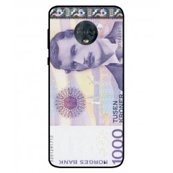1000 Norwegian Kroner Note Cover For Motorola Moto G6 Plus