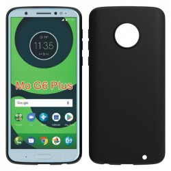Silicone Cover For Motorola Moto G6 Plus