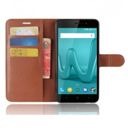 Folio Wallet Cover For Wiko Lenny 4 Plus