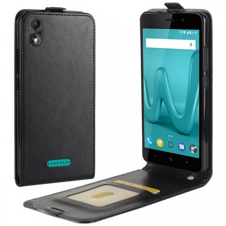Flip Leather Cover For Wiko Lenny 4