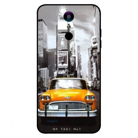 Durable New York Cover For LG K8 2018