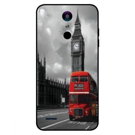 Durable London Cover For LG K8 2018