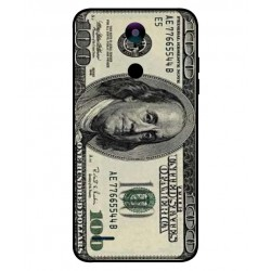 Durable 100 Dollar Note Cover For LG K8 2018