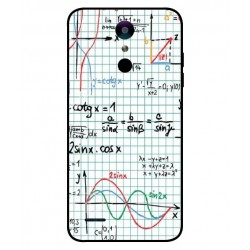 Durable Mathematics Cover For LG K8 2018