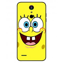 Durable SpongeBob Cover For LG K10 2018