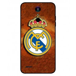 Durable Real Madrid Cover For LG K10 2018