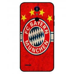 Durable Bayern De Munich Cover For LG K10 2018