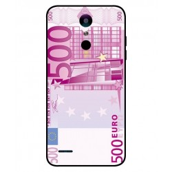 Durable 500 Euro Note Cover For LG K10 2018