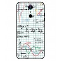 Durable Mathematics Cover For LG K10 2018