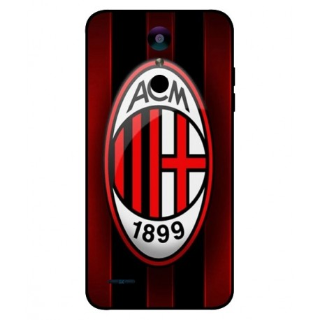 Durable AC Milan Cover For LG K11