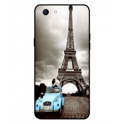 Durable Paris Eiffel Tower Cover For Oppo A3