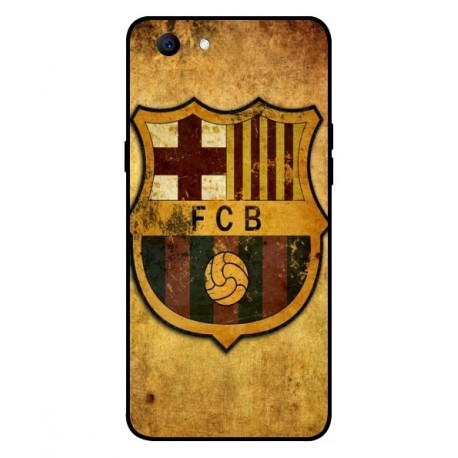 Durable FC Barcelona Cover For Oppo A3