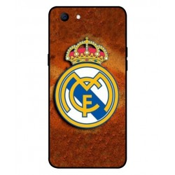 Durable Real Madrid Cover For Oppo A3