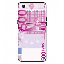 Durable 500 Euro Note Cover For Oppo A3