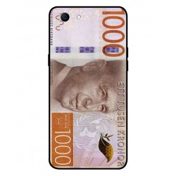 Durable 1000Kr Sweden Note Cover For Oppo A3