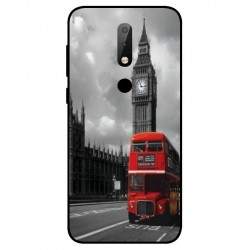 Durable London Cover For Nokia X6