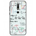 Durable Mathematics Cover For Nokia X6