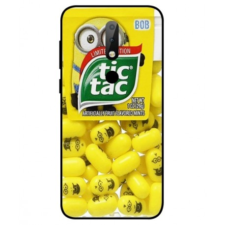 Durable TicTac Cover For Nokia X6