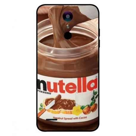 Durable Nutella Cover For LG Zone 4