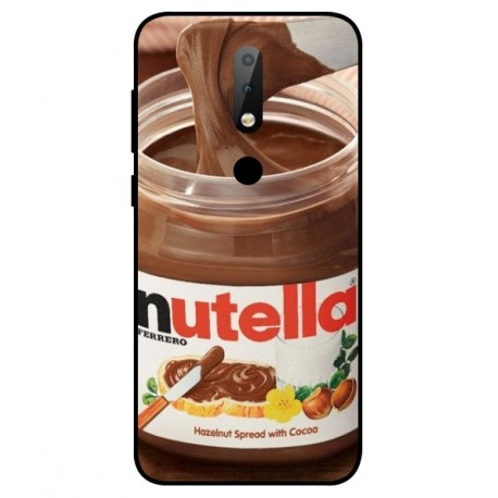 Nutella Cover Til Nokia X6