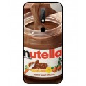 Durable Nutella Cover For Nokia X6