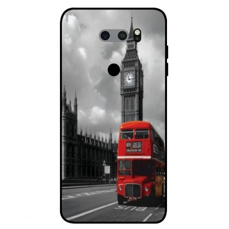 Durable London Cover For LG V30S ThinQ