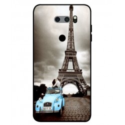 Coque De Protection Paris Pour LG V30S ThinQ