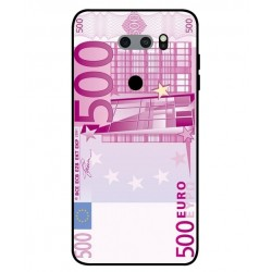 Coque De Protection Billet de 500 Euro Pour LG V30S ThinQ