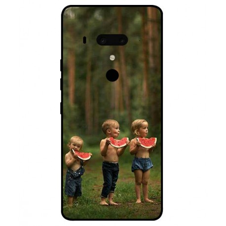 Customized Cover For HTC U12 Plus