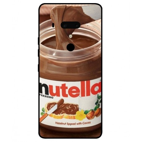Durable Nutella Cover For HTC U12 Plus