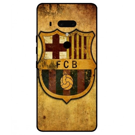FC Barcelona Cover Til HTC U12 Plus