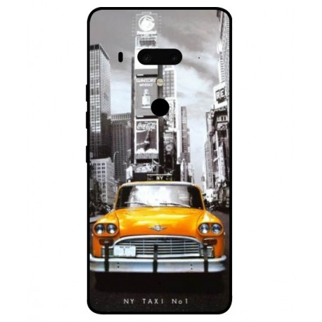 Durable New York Cover For HTC U12 Plus