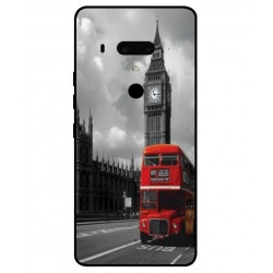 Durable London Cover For HTC U12 Plus
