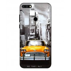 Durable New York Cover For Huawei Honor 7C
