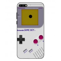 GameBoy Cover Til Huawei Honor 7C
