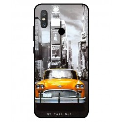 Durable New York Cover For Xiaomi Mi 8