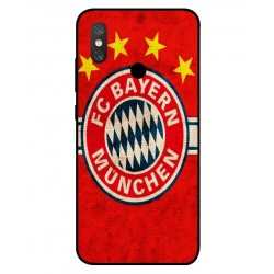Durable Bayern De Munich Cover For Xiaomi Mi 8