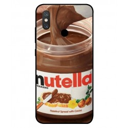 Durable Nutella Cover For Xiaomi Mi 8