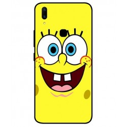 Durable SpongeBob Cover For Vivo Z1