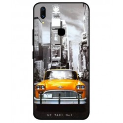 Durable New York Cover For Vivo Z1