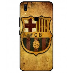 Durable FC Barcelona Cover For Vivo Z1
