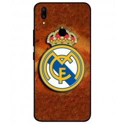 Durable Real Madrid Cover For Vivo Z1