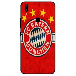 Durable Bayern De Munich Cover For Vivo Z1