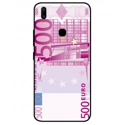 Durable 500 Euro Note Cover For Vivo Z1
