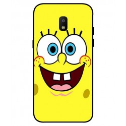 Durable SpongeBob Cover For Samsung Galaxy J3 2018