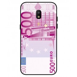 Durable 500 Euro Note Cover For Samsung Galaxy J3 2018