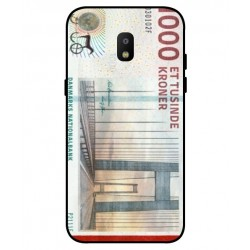 1000 Danish Kroner Note Cover For Samsung Galaxy J3 2018