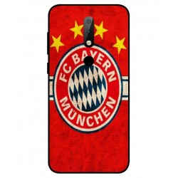 Durable Bayern De Munich Cover For Nokia X6