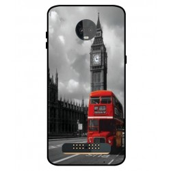 Durable London Cover For Motorola Moto Z3 Play